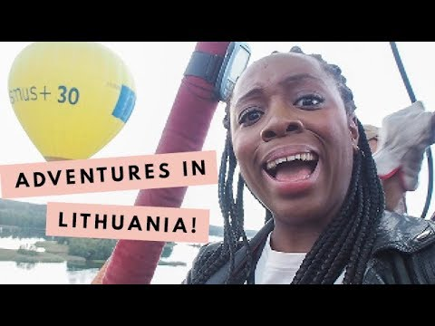 VLOG | 5 Places You Have To See In Lithuania! | Kristabel