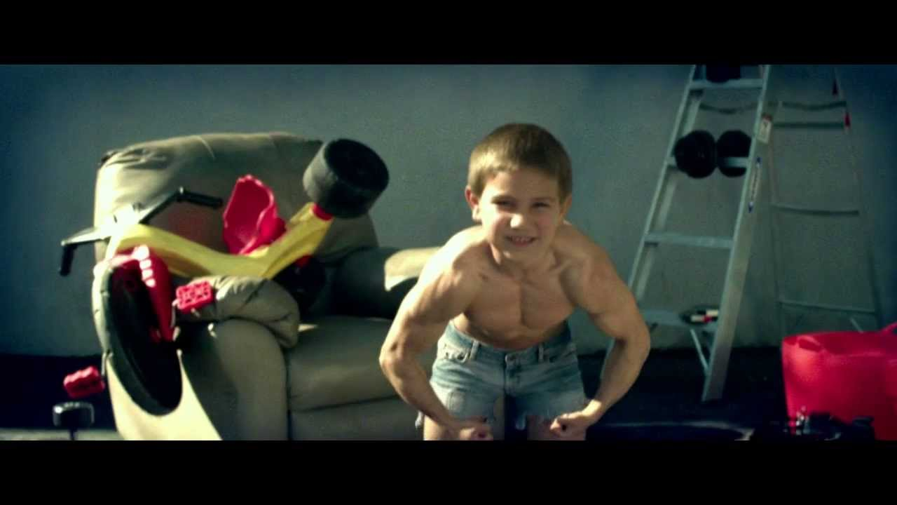 Workout Kid From Pain And Gain