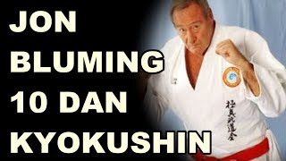 the greatest western Karate do Master of all times ! Jon Bluming is...