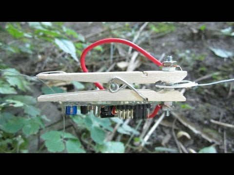 How To Make A Tripwire Alarm Without A Welder Doovi