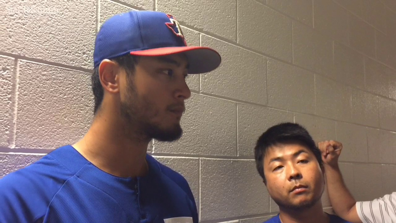 Rangers' Yu Darvish: Offered up as trade bait