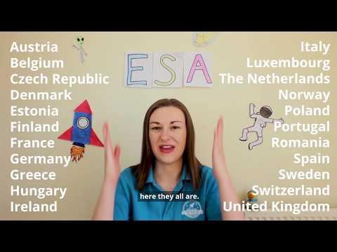 ESA: The European Space Agency