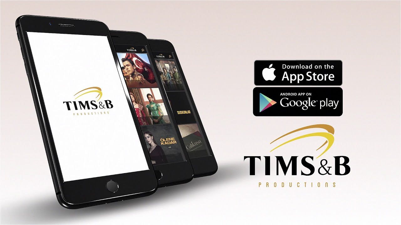 TIMS&B Mobil Uygulaması