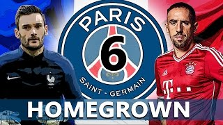 psg homegrown   part 6   january   football manager 2016