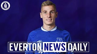 Digne Happy With Life At Everton | Everton News Daily