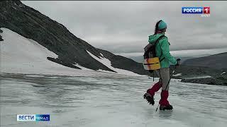 Бить ли тревогу от крупнейшего на Полярном Урале ледника осталась лишь горстка снега