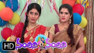 Nandini Vs Nandini - 18th January 2016 - Full Episode 46 - ETV Plus