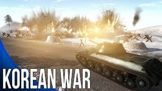 Men of War Assault Squad 2 - Korean War w/ Shermanator