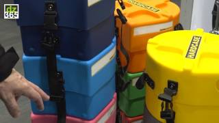 Hardcase at NAMM 2017 - introducing the cases