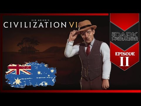 Civilization 6 With Friends Australia Gameplay | Ep2