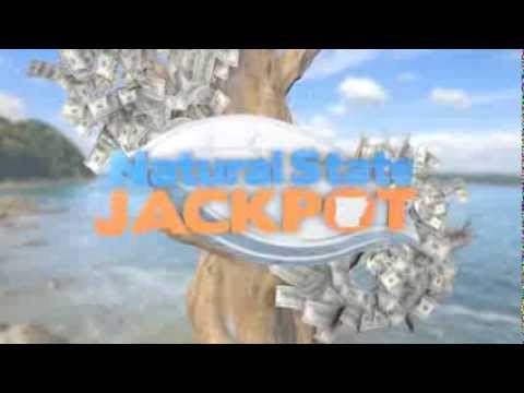 My Arkansas Lottery Natural State Jackpot