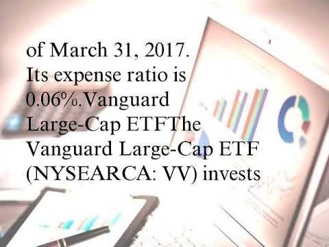 The 10 Cheapest Vanguard ETFs (VOO, VTI)