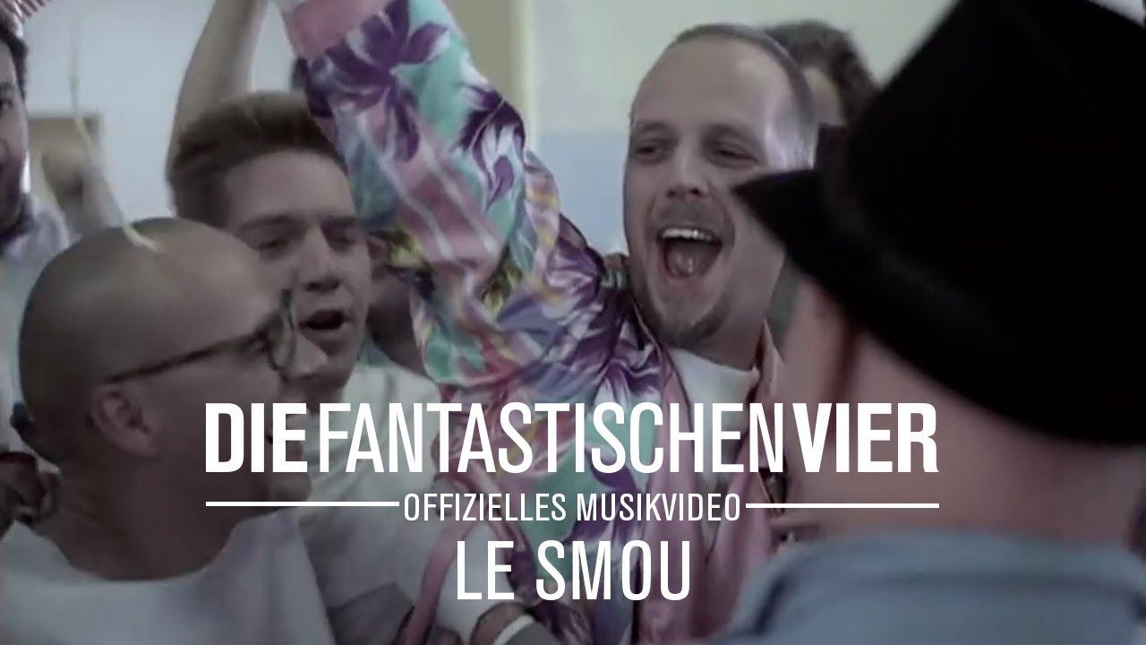 Bildergebnis für die fantastischen vier le smou  video