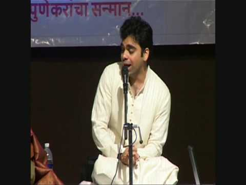 Albela Sajan Aayo  Rahul Deshpande Part 1