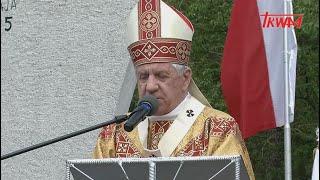 Homilia ks. abp. Andrzeja Dzięgi