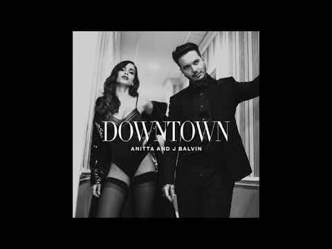 Anitta & J Balvin - Downtown (Audio)