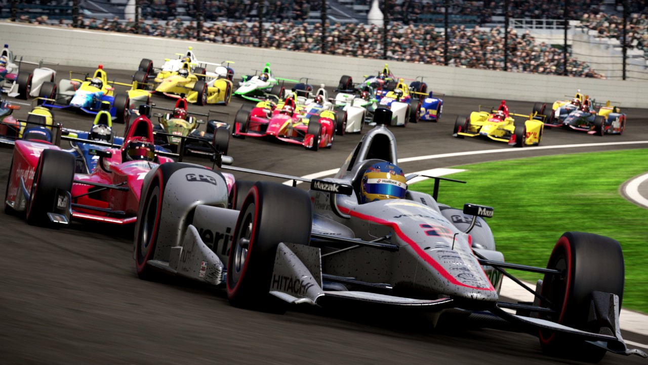 Indy Car Racing Games Xbox