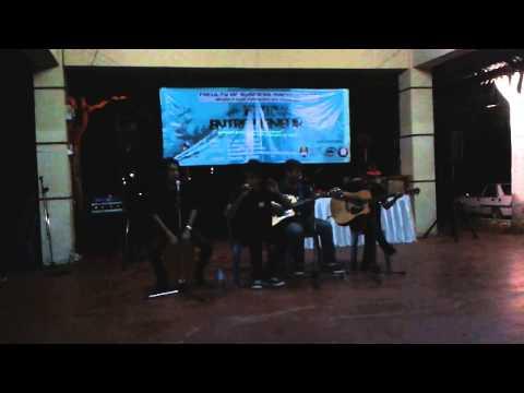 Acoustic performance by Jupiter For Jasmine