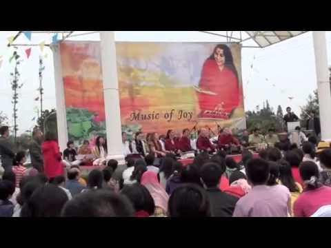Sahaja Yoga  Realise Asia Tour - China 2011