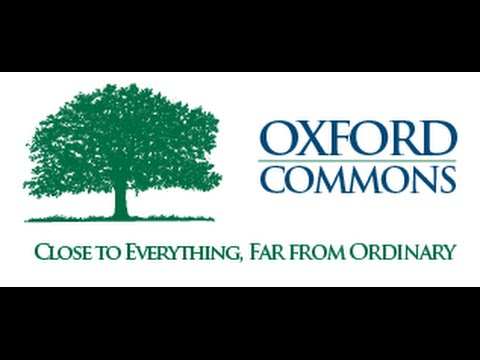 Oxford Commons:  The Cambridge
