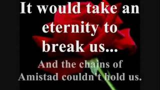 Whitney Houston - My Love Is Your Love (with Lyrics)