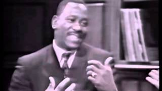 Wes Montgomery Interview Part 1
