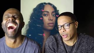 SOLANGE - CRANES IN THE SKY (REACTION/REVIEW!!!)