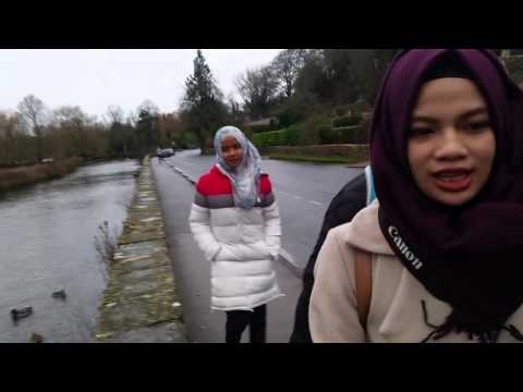 Life of a Malaysian Student in the UK - Playing Tourist