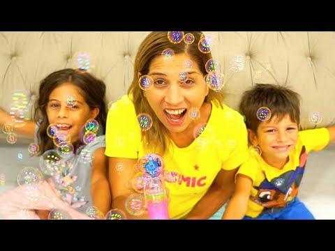 BRUSH YOUR TEETH - Nursery Rhymes Kids Song by KLS