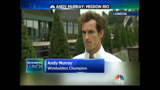 Andy Murray: Mission Rio