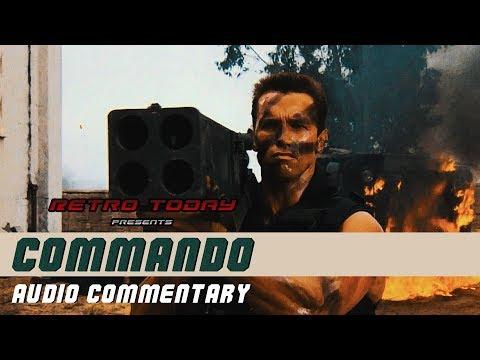 Commando (1985) - Audio Commentary