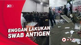 Geger Video Warga Madura Rusak Pos Penyekatan Suramadu