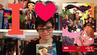 Crazy About You: Squirrel Girl