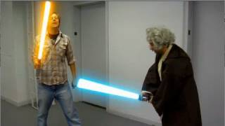 Star Wars Movie : Lightsaber Clone, The Force Unleashed : BFX
