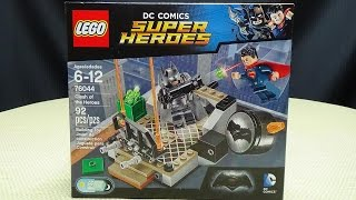 LEGO Batman v Superman CLASH OF THE HEROES: EmGo Builds Stuff