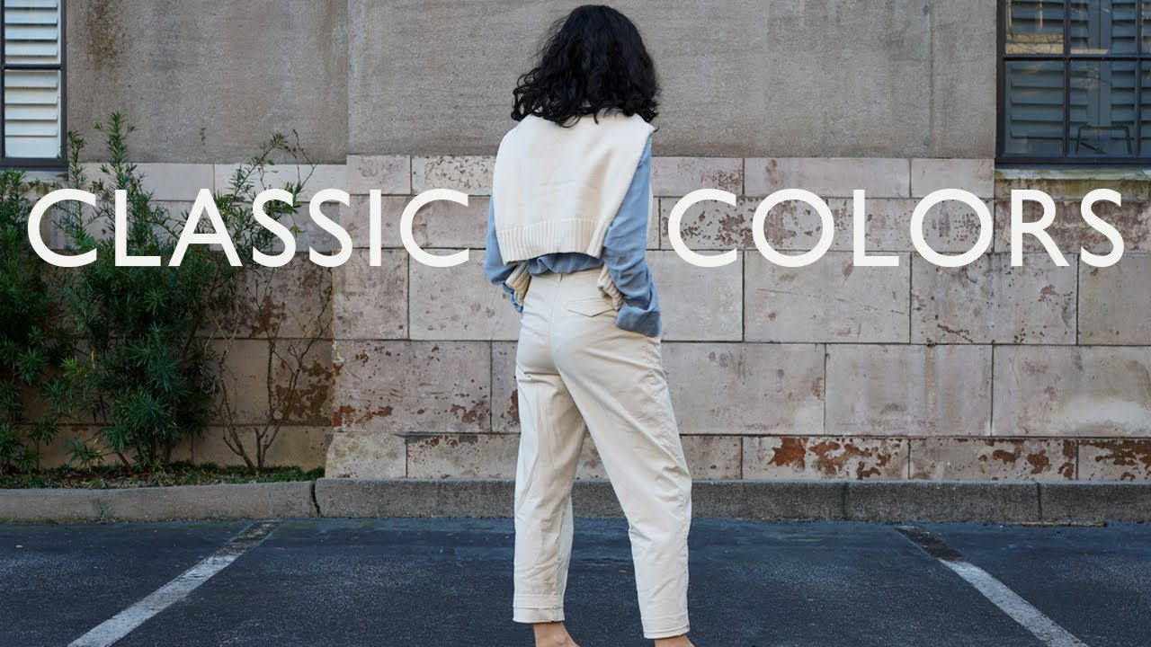 Classic Color Combinations That Always Look Chic - How To Wear Light Blue