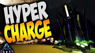 ELEMENT ORE & SURFACE HYPERCHARGE NODES! (Ark Survival Evolved Aberration Pooping Evolved Ep 20)