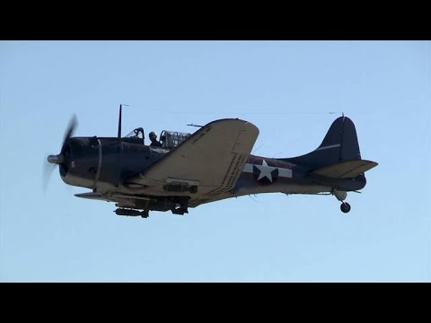 The Terrifying Physics Of WWII Dive Bombing