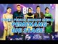 Sidang Media Pemenang BIG STAGE: Sarah Suhairi, Syafiq, Afiq, Wani & Baby Shima