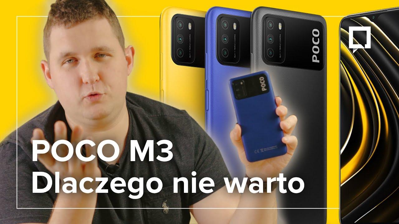 STOP - nie kupuj Xiaomi POCO M3. Są lepsze opcje