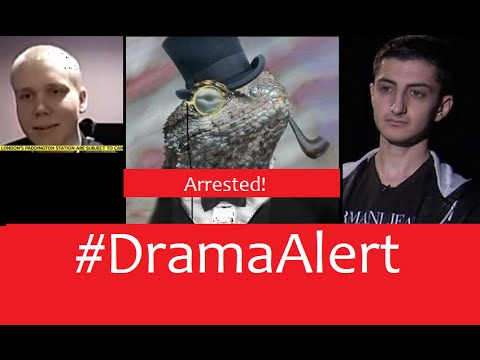 Two Lizard Squad Members Arrested! #DramaAlert Lizard Squad Bails out with DDOS Booter!