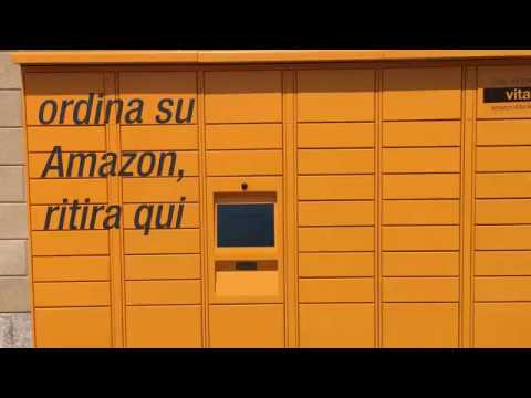 Come ritirare un pacco Amazon Locker | WizBlog