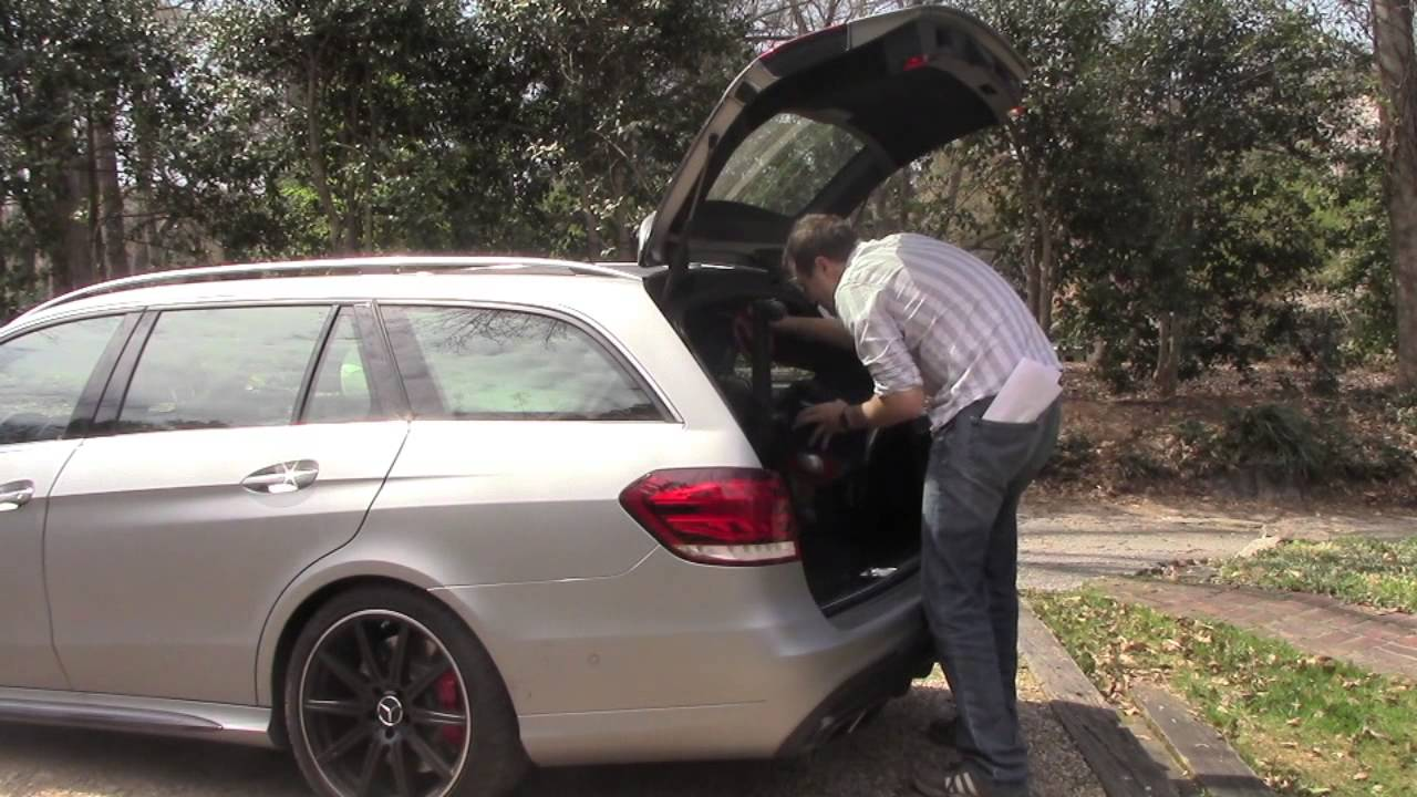 Mercedes E63 AMG Wagon: A Review