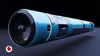 Universitarios valencianos compiten para diseñar la cápsula de Hyperloop