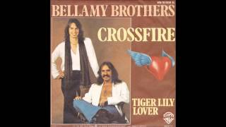 BELLAMY BROTHERS - CROSSFIRE (Originalsingle von 1977)