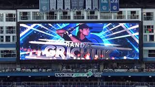 Toronto Blue Jays vs Tampa Bay Rays Starting Lineups - August 10, 2018