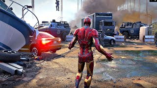 Marvel's Avengers - Gameplay Walkthrough Demo 4K (Thor, Iron Man, Hulk, Cap America, Black Widow)
