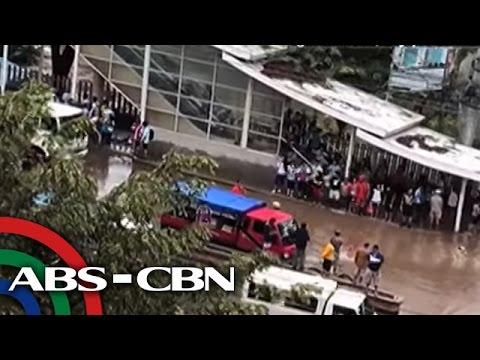 TV Patrol: Bahay, itinumba ng landslide sa Cagayan de Oro