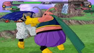 [TAS] Dragon Ball Z: Budokai Tenkaichi 3 Mission 100: Majin's 5 Forms