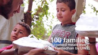 Delivering Cooked Iftaars to Gaza's Families